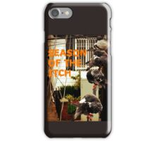 Season Of The Itch iPhone Case/Skin