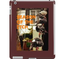 Season Of The Itch iPad Case/Skin