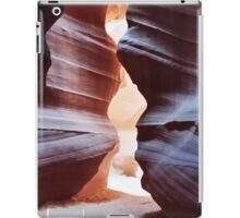 Torchlight in the Canyon iPad Case/Skin