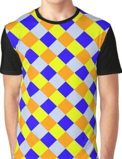 Diamond Pattern #33 Graphic T-Shirt