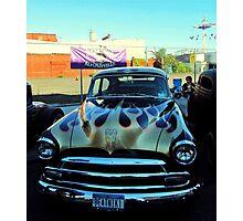 The Beatniks Koolsville Classic Car Photographic Print