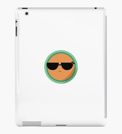 Ironic Orange iPad Case/Skin