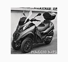 Piaggio MP3 Three-Wheeled Scooter Unisex T-Shirt