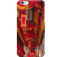 Red Lanterns iPhone Case/Skin