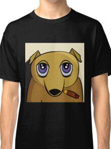 Cigar Dog Classic T-Shirt
