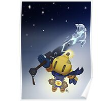 Spiral Knights - Bomberman Poster