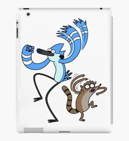 Mordecai & Rigby iPad Case/Skin