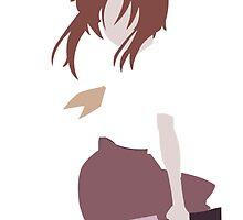 Rena Ryuguu Vector by Cccel