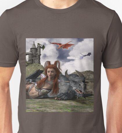 Dragon Princess  Unisex T-Shirt