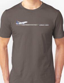 Airbus A320 Sharklet Unisex T-Shirt
