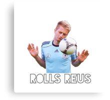 Rolls Reus  Canvas Print