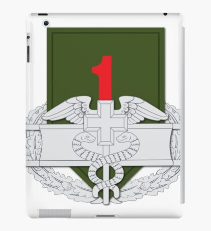 1st Infantry CFMB iPad Case/Skin