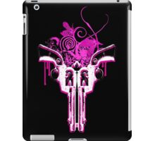 Duel Guns (black) iPad Case/Skin