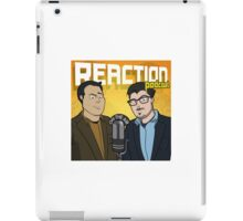 Reaction Podcast Logo iPad Case/Skin