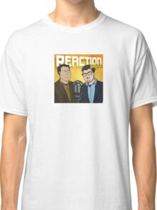 Reaction Podcast Logo Classic T-Shirt