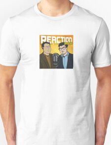 Reaction Podcast Logo T-Shirt