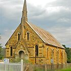 Hill End Church by Penny Smith
