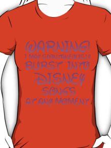 SONGS T-Shirt