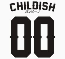 Childish Jersey v2: Black by ngud