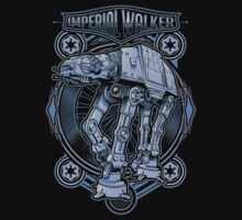 Imperial Walker One Piece - Long Sleeve