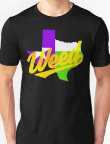 Texas Trill | Purple Green | Flagstate Unisex T-Shirt