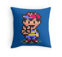 Ness - Earthbound Throw Pillow