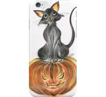 Elma's Pumpkin iPhone Case/Skin