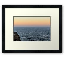 Water View #1 Framed Print