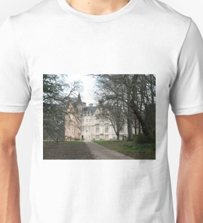 Brodie Castle Through The Trees Unisex T-Shirt