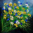 Daisies 7741 by calimero