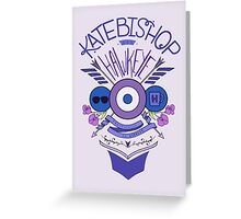 Katie Kate Greeting Card
