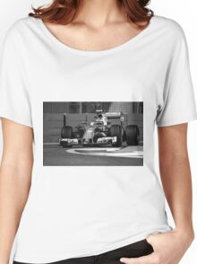 Formula 1 racing cars 2016 Women's Relaxed Fit T-Shirt