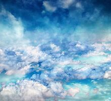 Sky Moods 6,  A View From Above by Glenn McCarthy