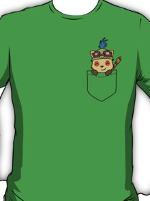 Is that a Teemo in your pocket? T-Shirt