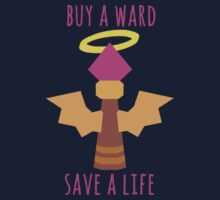 BUY A WARD SAVE A LIFE (PINK WARD) by baconpiece