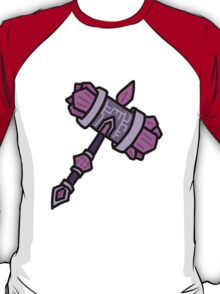 """Taric - """"GEMS ARE TRULY OUTRAGOUS"""" - WHITE TEXT/DARK SHIRTS T-Shirt"""