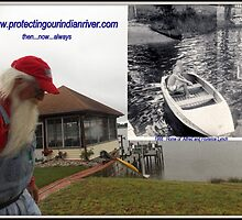 Protecting our Indian river then now always by Preserveprotect