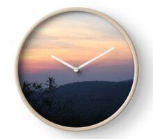An African Sunset Clock