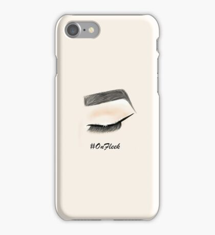 On Fleek iPhone Case/Skin