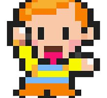 Young Claus - Mother 3 by fuzzynegi