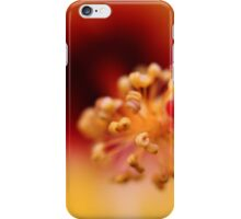 Hibiscus Macro iPhone Case/Skin