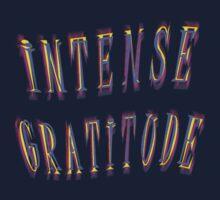INTENSE GRATITUDE Kids Tee