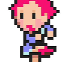 Kumatora - Mother 3 by fuzzynegi
