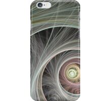 Particle Pathways iPhone Case/Skin