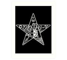 Persona! - star Art Print