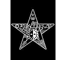 Persona! - star Photographic Print