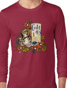 Jeff Spicoli's Original Colt 45 - HD Colt Long Sleeve T-Shirt