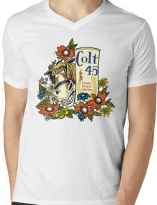 Jeff Spicoli's Original Colt 45 - HD Colt Mens V-Neck T-Shirt