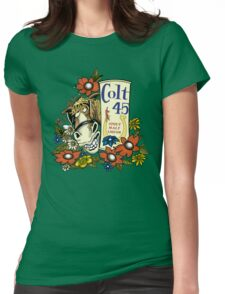 Jeff Spicoli's Original Colt 45 - HD Colt Womens Fitted T-Shirt