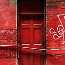 the red door bar by KreddibleTrout